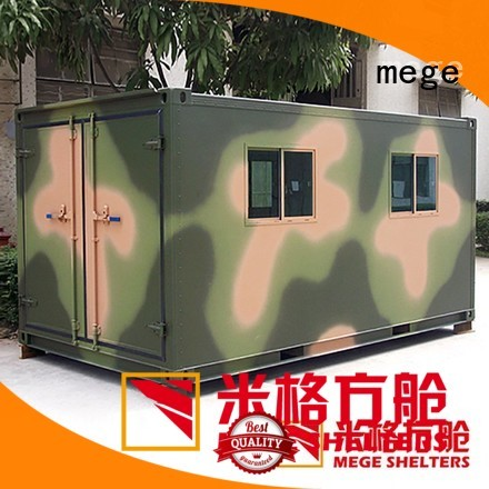 MEGE Brand truck bts shelter military supplier