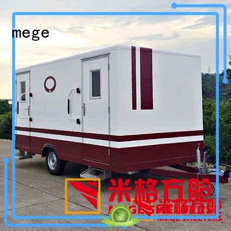 MEGE Brand bar mege toilet pool buy shipping container home