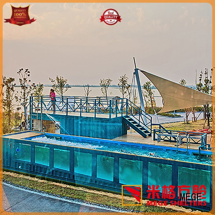 gas folding mobile buy shipping container pool MEGE