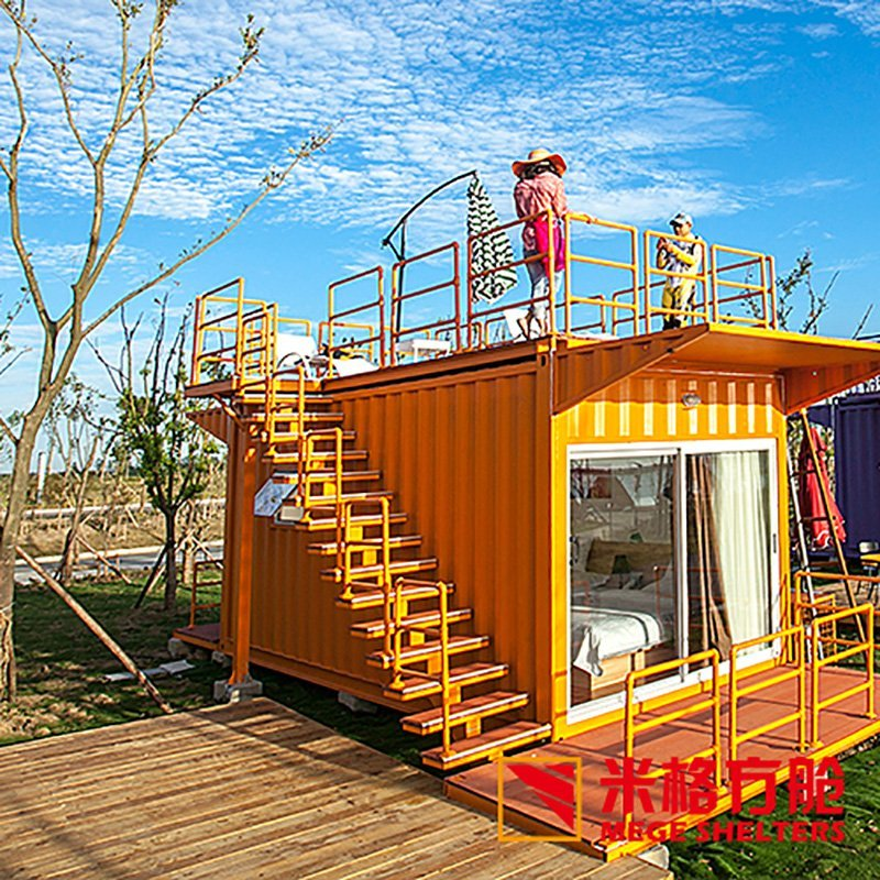 LM Container Hotel