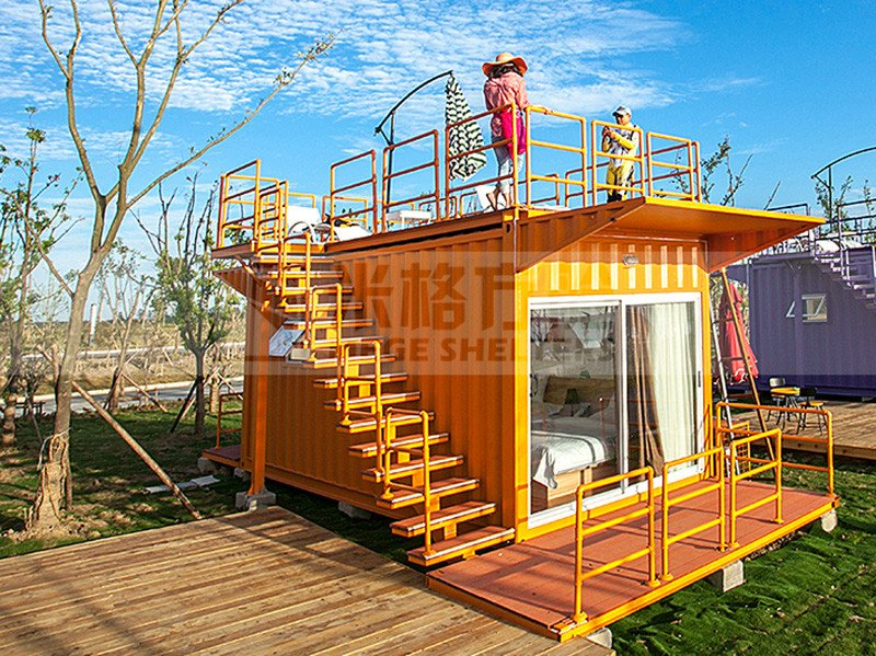 gel shipping buy shipping container home hotel MEGE Brand company