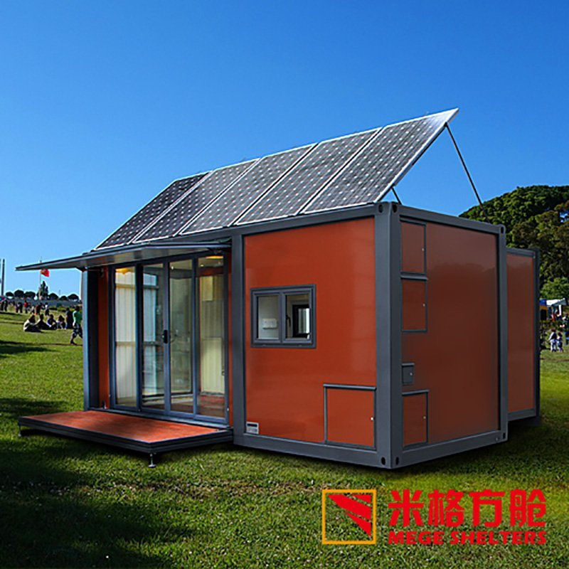 MEGE Mary Container House info