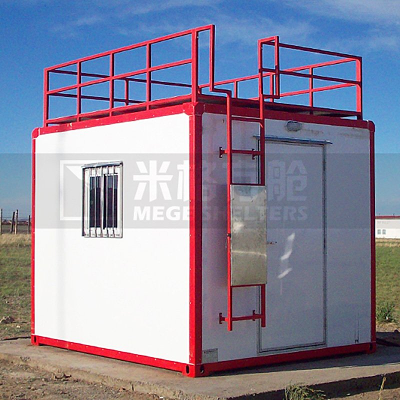 Meteorology Shelter