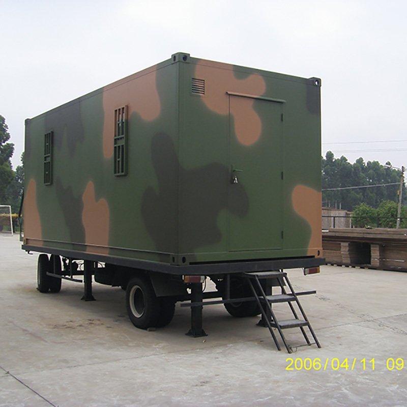 Military shelter