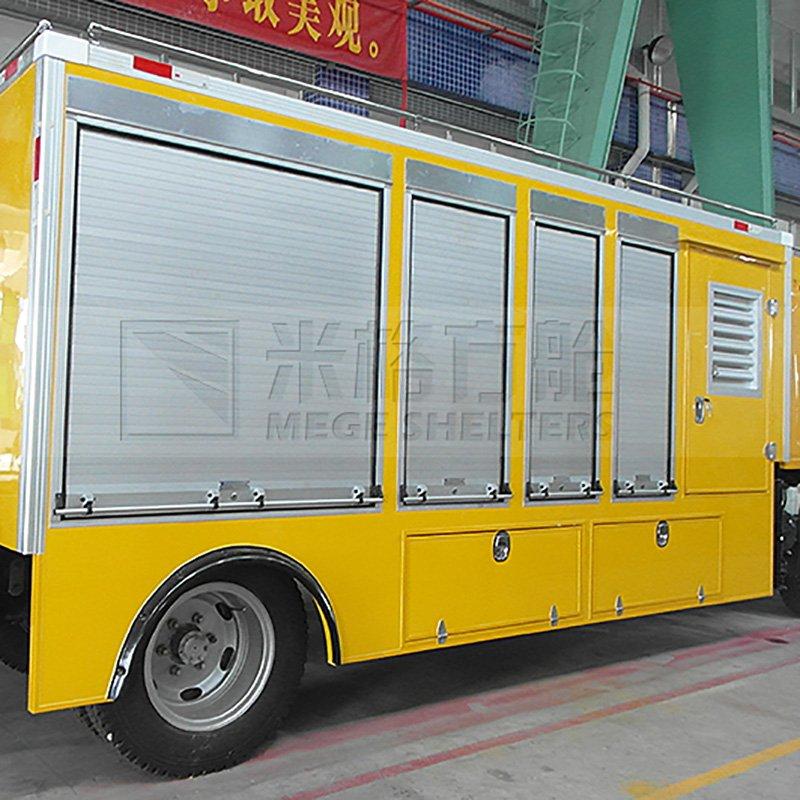 MEGE Truck Shelter Shelter image1
