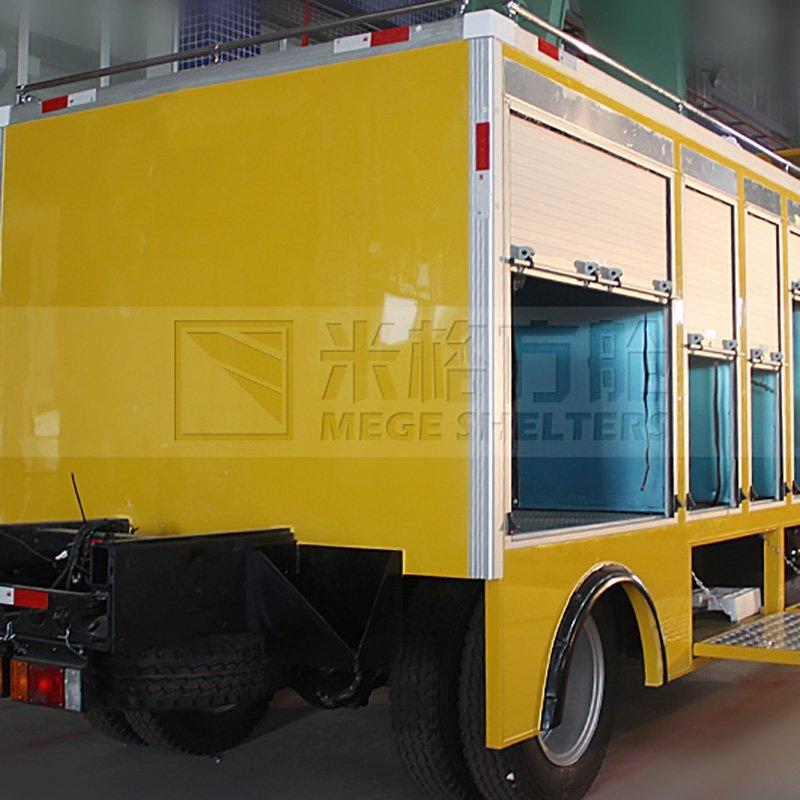 Truck Shelter