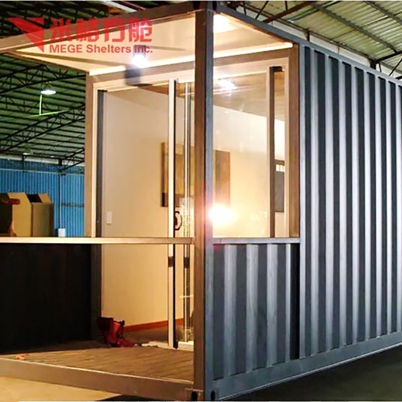 Australian Container Apartment