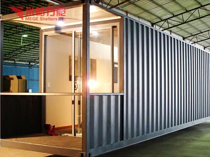 toilet shop bar houses out of shipping containers gas MEGE