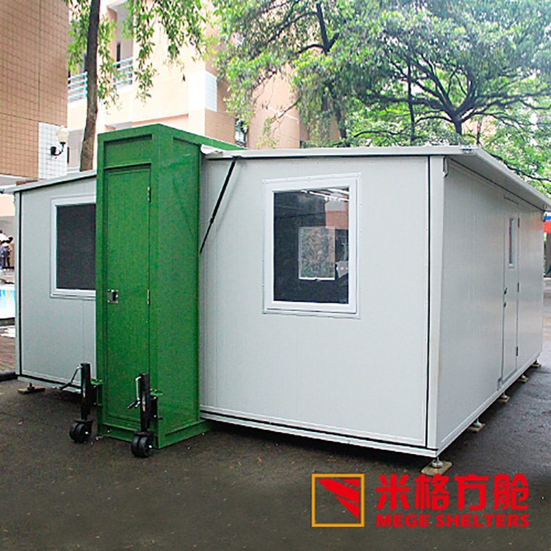 GEL Container House