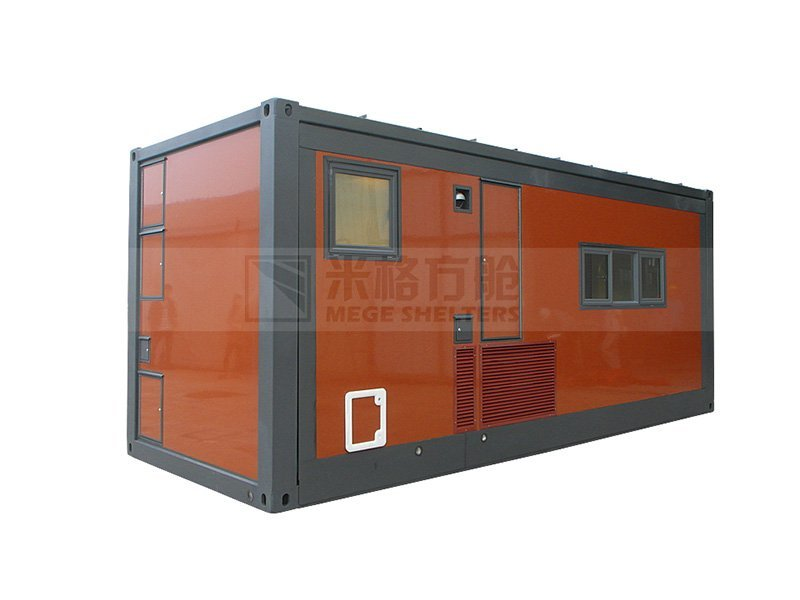 Wholesale fast apartment houses out of shipping containers MEGE Brand