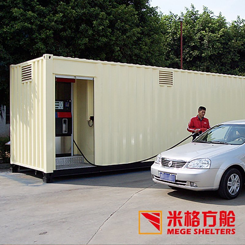 Container Gas Station