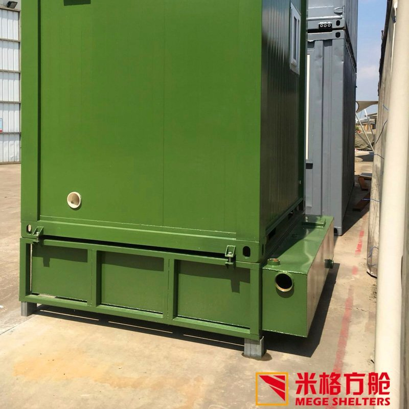 Container Toilet
