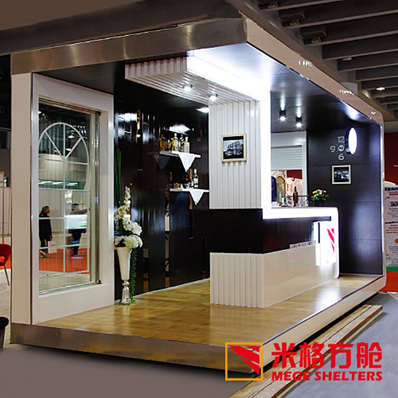 MEGE Container Coffee Shop Container Space image30