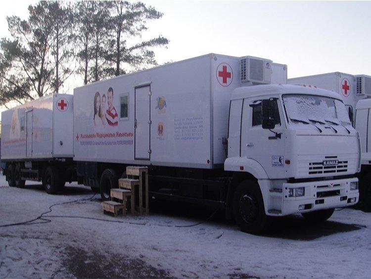 Kazakstan Rescue Team