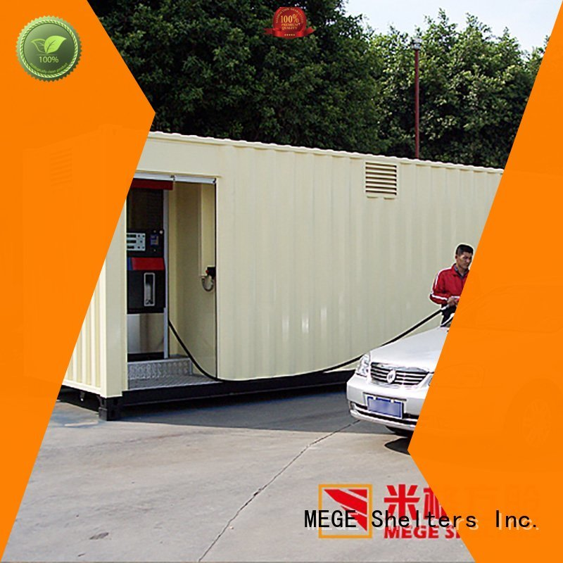 Custom bar container houses out of shipping containers MEGE portable