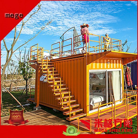 MEGE Brand house rv shipping container homes