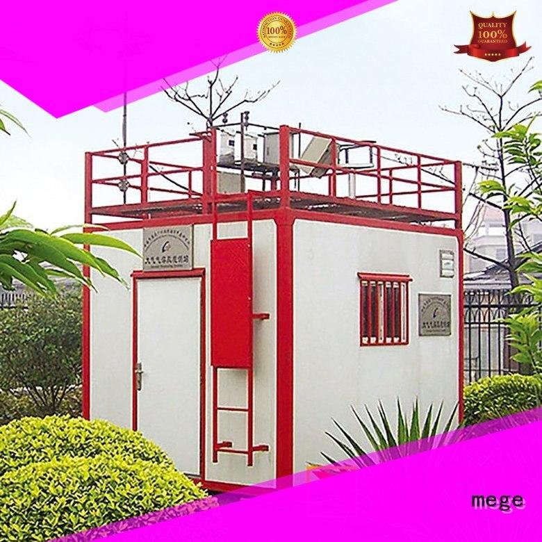 bts shelter electricity meteorology truck Warranty MEGE