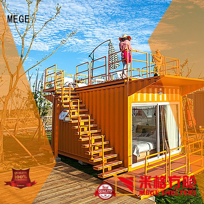 gel bar buy shipping container home pool MEGE