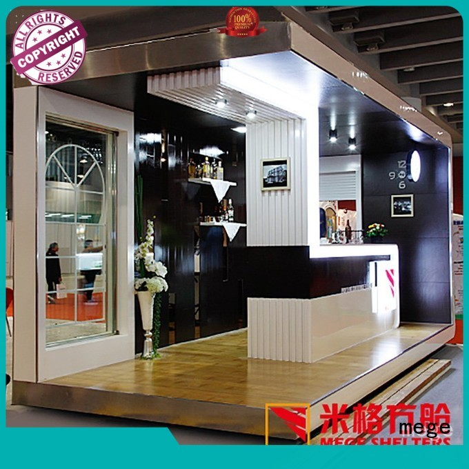 MEGE Brand coffee shop pool buy shipping container pool store