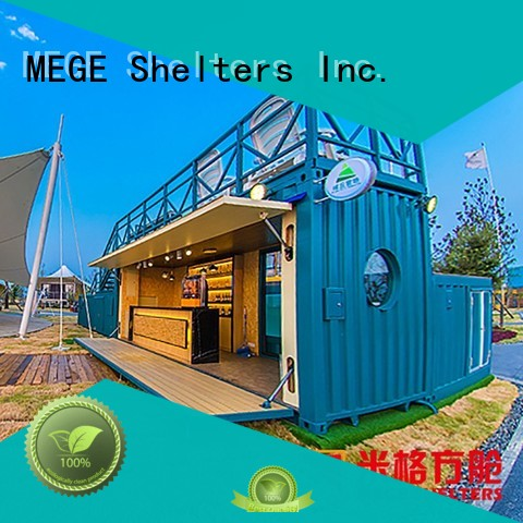 shipping container homes pool lm MEGE Brand company