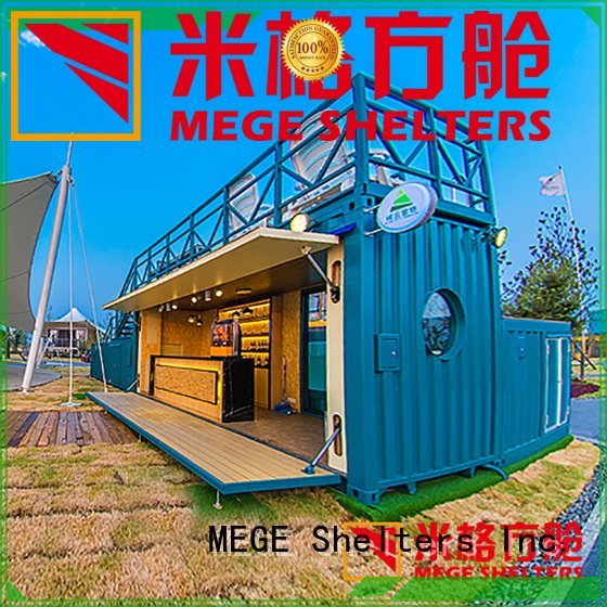 buy shipping container pool bar kitchen MEGE Brand