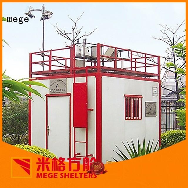 bts shelter electricity shelter emergency MEGE Brand emergency shelter