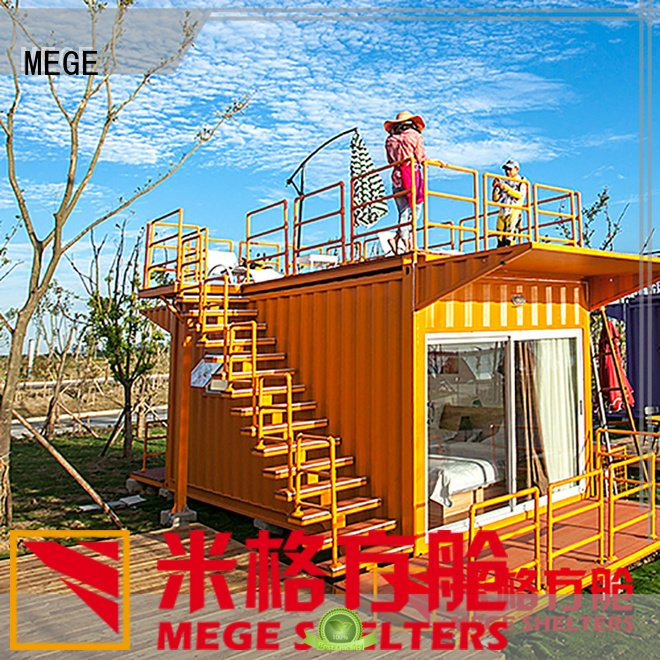 shipping MEGE shipping container homes