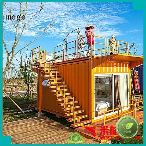 MEGE Brand shipping hotel bathroom buy shipping container home manufacture