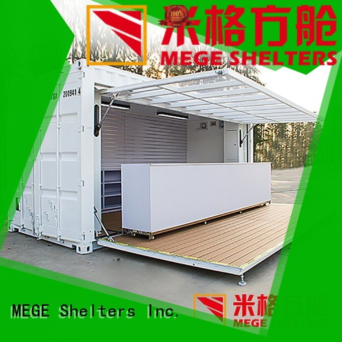 MEGE Brand clothing shipping custom buy shipping container pool