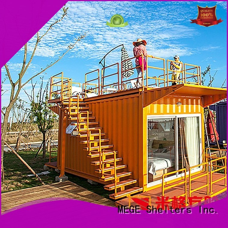 rv shipping container homes shipping MEGE company