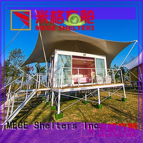 MEGE trailer buy shipping container home gel shell