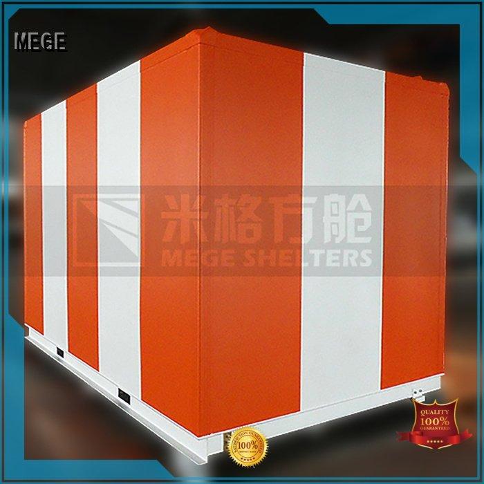 MEGE meteorology shelter communication bts shelter truck
