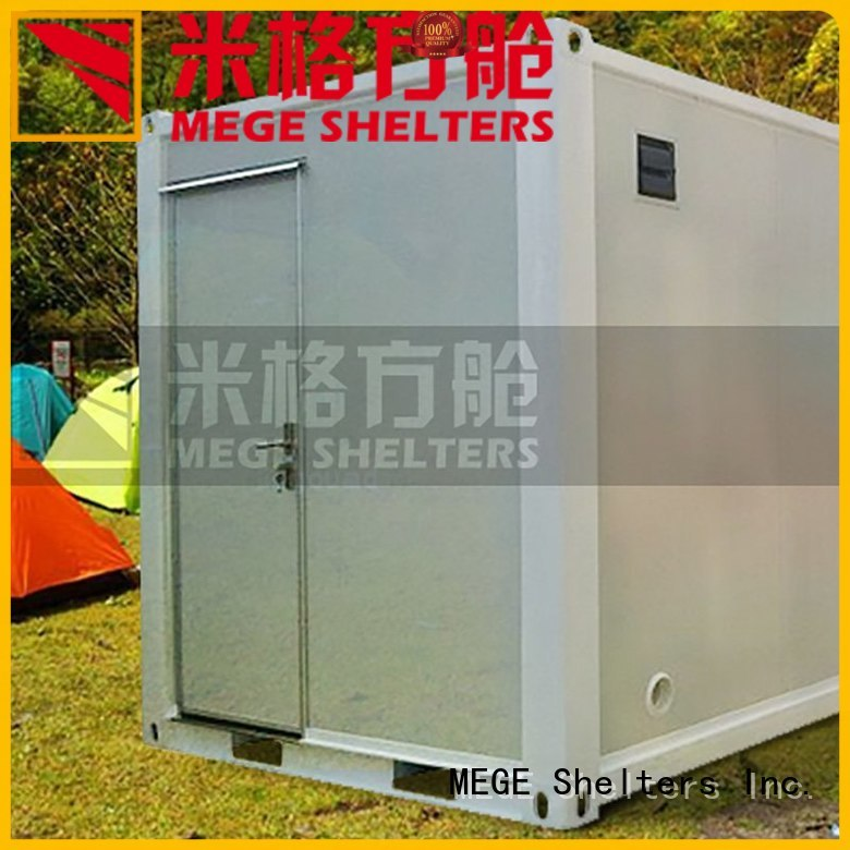 fast house shop MEGE Brand buy shipping container pool manufacture