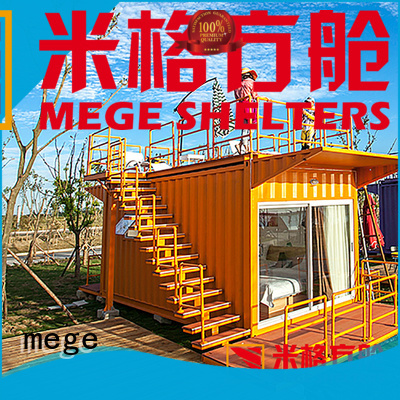 lm gel shipping container homes MEGE Brand