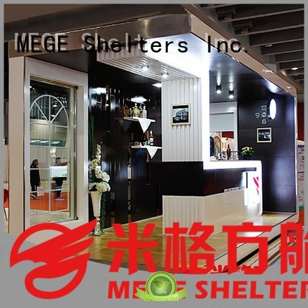 Wholesale work store houses out of shipping containers MEGE Brand