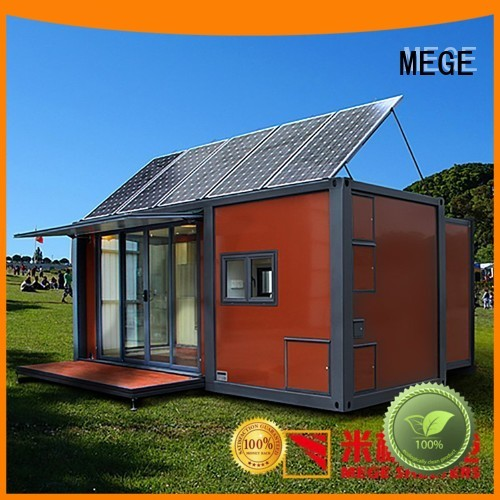 Custom police office houses out of shipping containers MEGE kitchenmobile