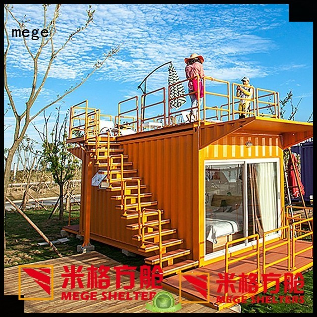 MEGE Brand container trailer buy shipping container home bathtub factory