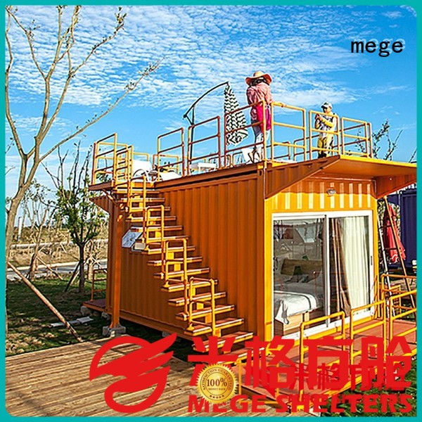 lm pool MEGE Brand shipping container homes