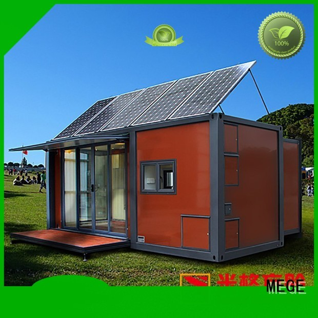 Hot honeycomb buy shipping container home bathtub toilet MEGE Brand