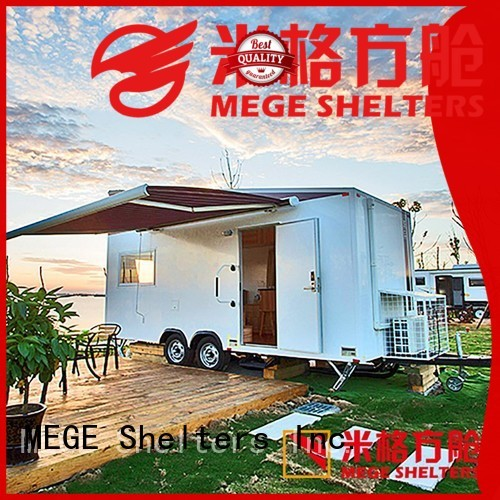 container mege bathtub MEGE Brand shipping container homes factory