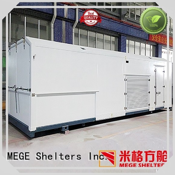 Hot emergency shelter fiberglass MEGE Brand