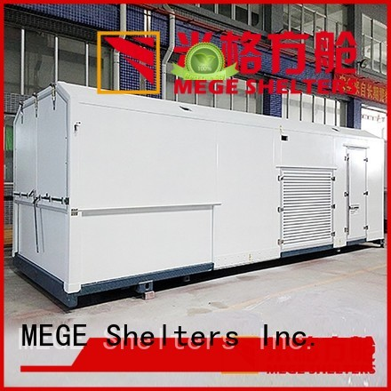 fiberglass communication emergency MEGE Brand emergency shelter