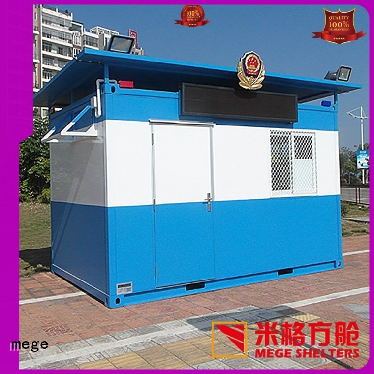 MEGE Brand folding fast buy shipping container pool toilet