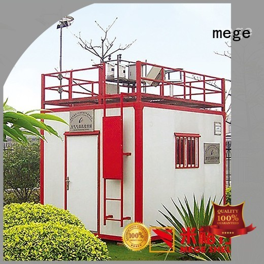 MEGE Brand meteorology military emergency shelter equipment factory