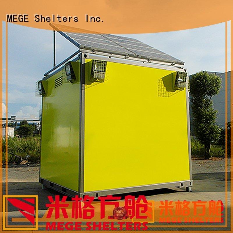 MEGE emergency shelter emergency equipment shelter military