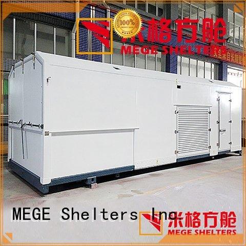 MEGE Brand truck shelter meteorology emergency shelter