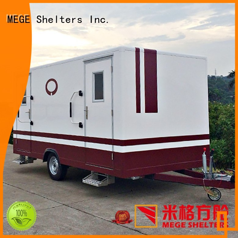 gel bathroom buy shipping container home honeycomb rv MEGE company