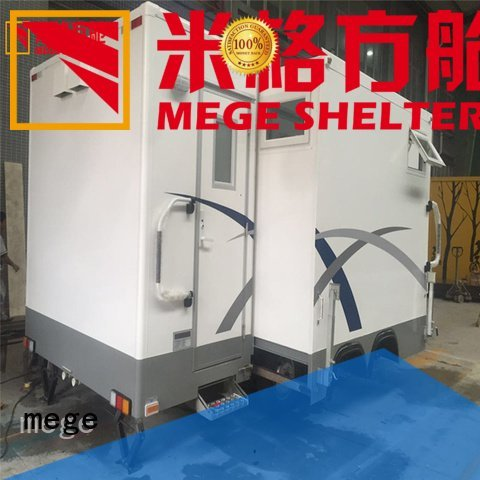 MEGE house trailer lm shipping container homes pool