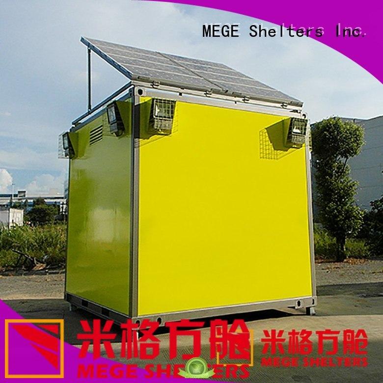 MEGE Brand communication truck military bts shelter equipment