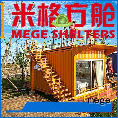 MEGE Brand bathroom rv custom shipping container homes